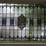 Monumentaal glas in lood gerestaureerd