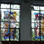 Kerk glas in lood 3