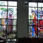 Kerk glas in lood 5