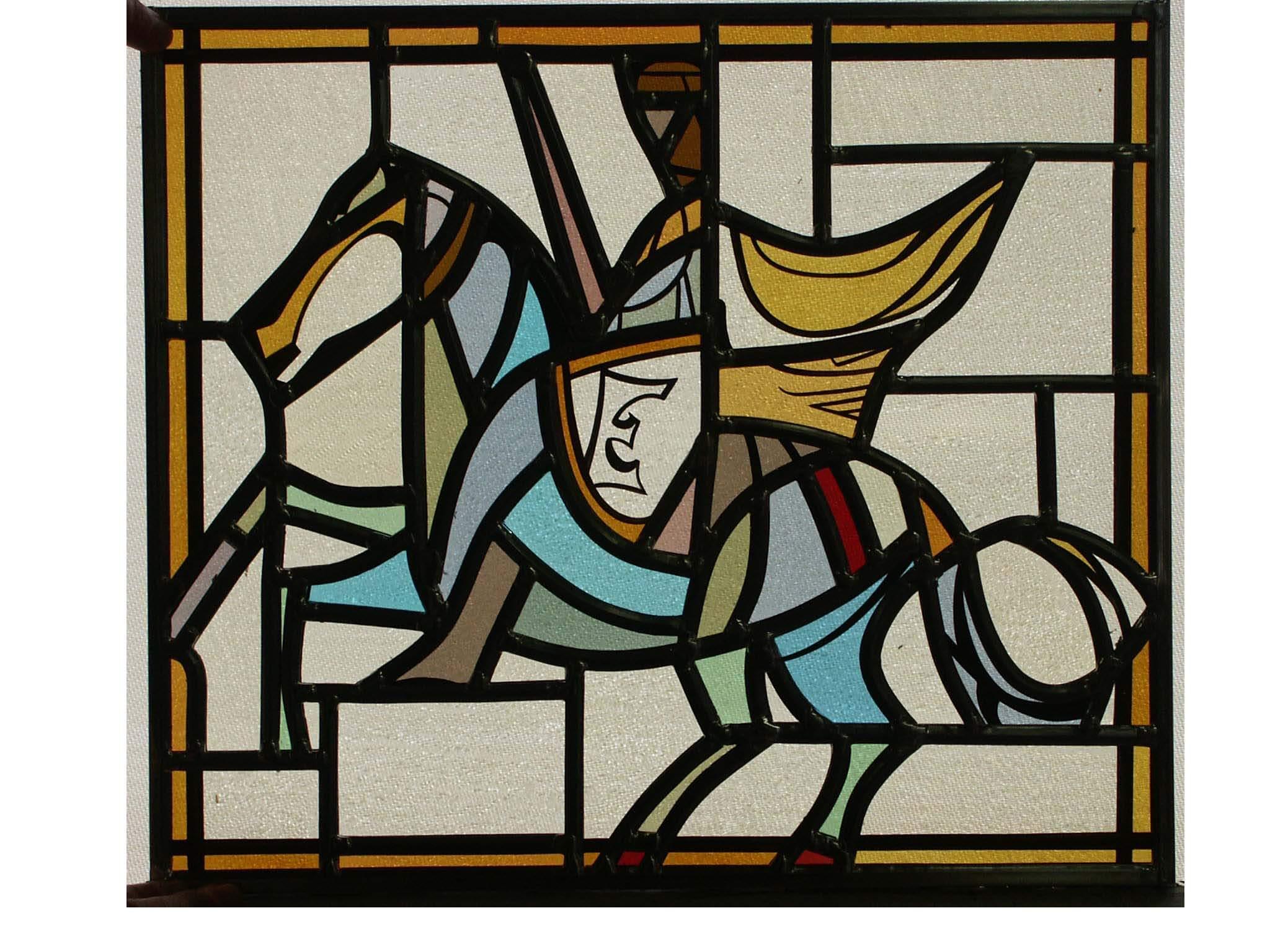 ridder glas in lood raamdecoratie leenders glas in lood