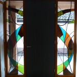 glas in lood in geluidswerend isolatieglas