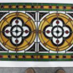 Oud Hollands glas in lood