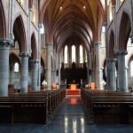 st. Martinuskerk Cuijk glas in lood