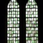 Gebrandschilderde vensters kerk