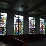 Kerk glas in lood 2