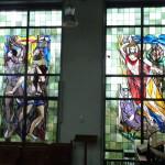 Kerk glas in lood 4