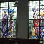 Kerk glas in lood 6