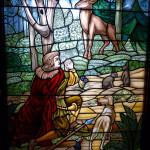 een ontwerp uit de historie van Leenders Glas in Lood