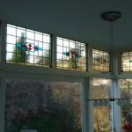glas in lood met voorzetglas 3