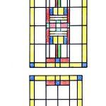 glas in lood ontwerp 12.1