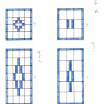 glas in lood ontwerp 2