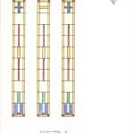 glas in lood ontwerp 40