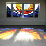Ted Felen glas-in-lood kunst